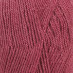 Drops Design Alpaca Unicolour 3770 tumma roosa uni colour