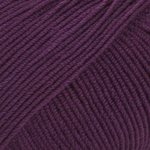 Drops Design Baby Merino 35 tumma lila uni colour