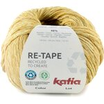 Katia Re-Tape 206 okrankeltainen