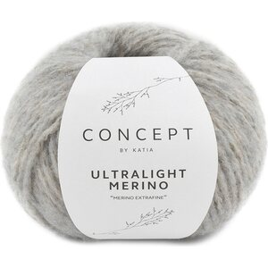 Katia Ultralight merino