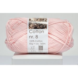 Hjertegarn Cotton 8