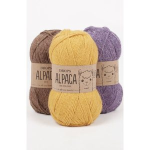 Drops Design Alpaca Unicolour