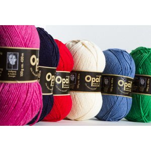 Opal 6- ply sock and pullover yarn