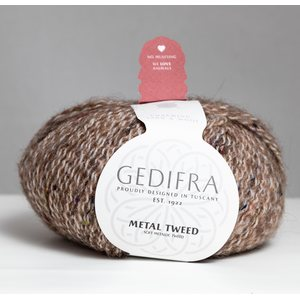 Gedifra Metal Tweed